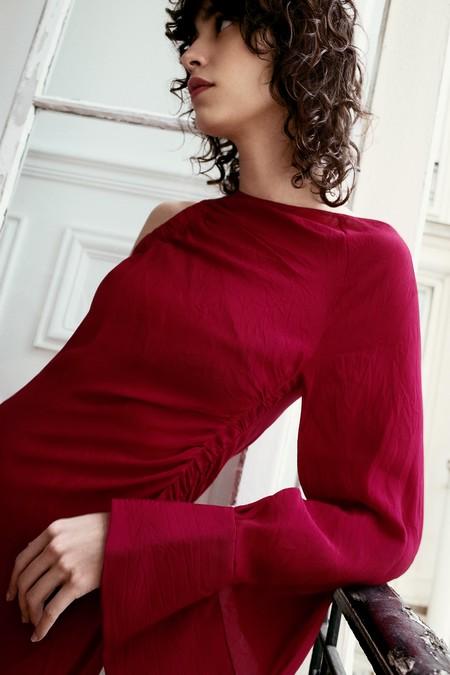 Zara Verano 2020 Lookbook Alfombra Roja 01