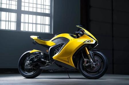 BlackBerry vuelve por sorpresa, y lo hace en la nueva y llamativa moto eléctrica Damon Hypersport Pro