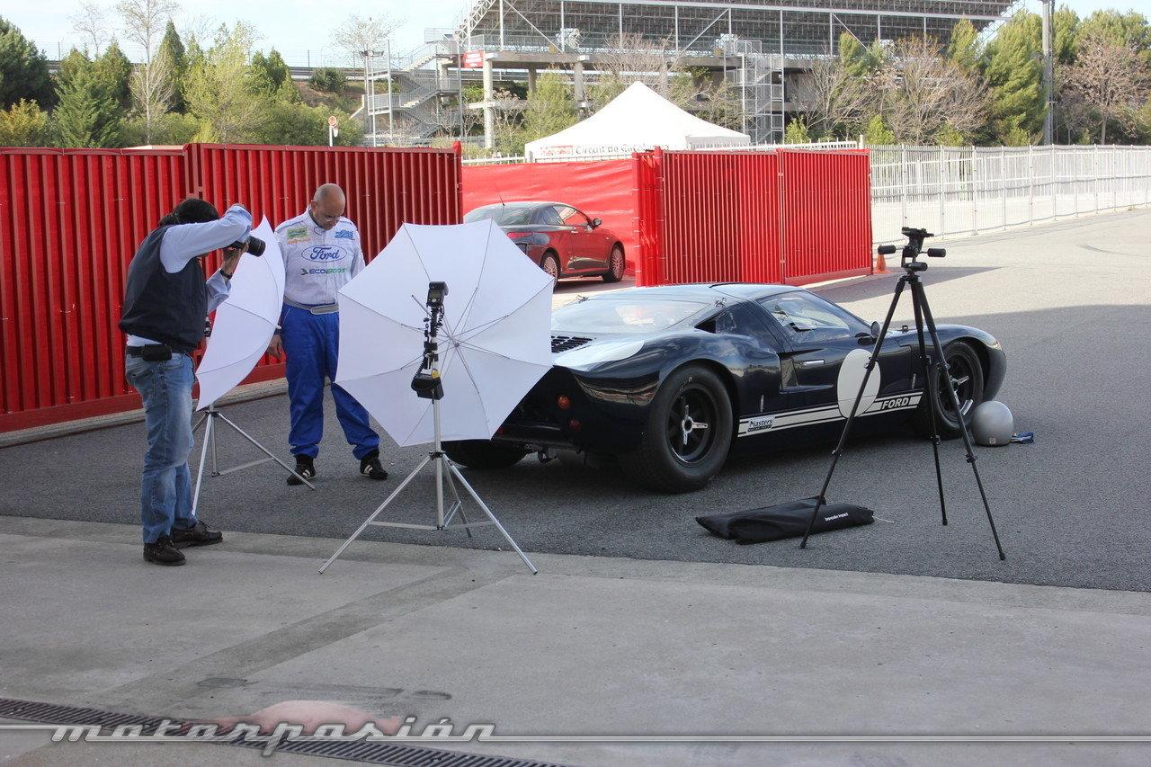 Foto de Ford GT40 en EdM 2013 (24/65)