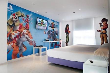 Los Invizimals inauguran su habitación tecnológica en el Hotel del Juguete
