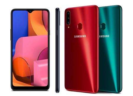 Samsung Galaxy A20s Mexico Precio