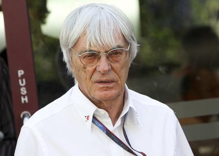 Bernie Ecclestone podría haber desvelado por error el adiós de Michael Schumacher