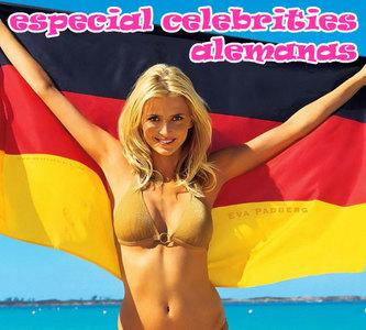 Especial celebrities alemanas