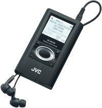 JVC Alneo XA-HD500, contra Apple y Creative