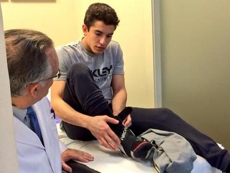 Marc Márquez se perderá el test de Phillip Island y provoca el primer lío de la temporada