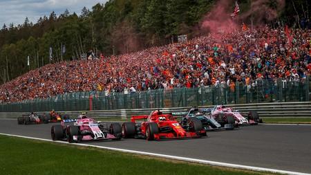 Spa-Francorchamps, el circuito donde Michael Schumacher cimentó su leyenda en la Fórmula 1