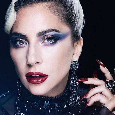 Cinco manicuras de Lady Gaga (bien sencillas) y que también nosotras podríamos copiar esta Navidad