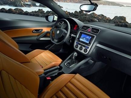 Volkswagen Scirocco, más fotos también de su interior