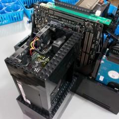 Foto 9 de 16 de la galería lego-gaming-computer en Xataka