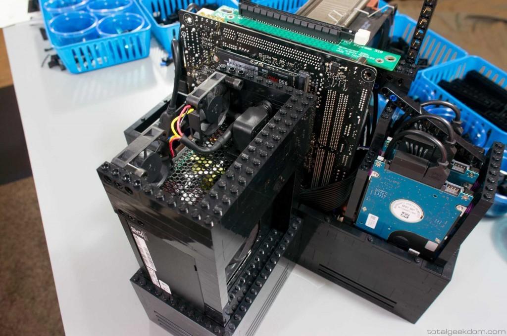 Lego Gaming Computer