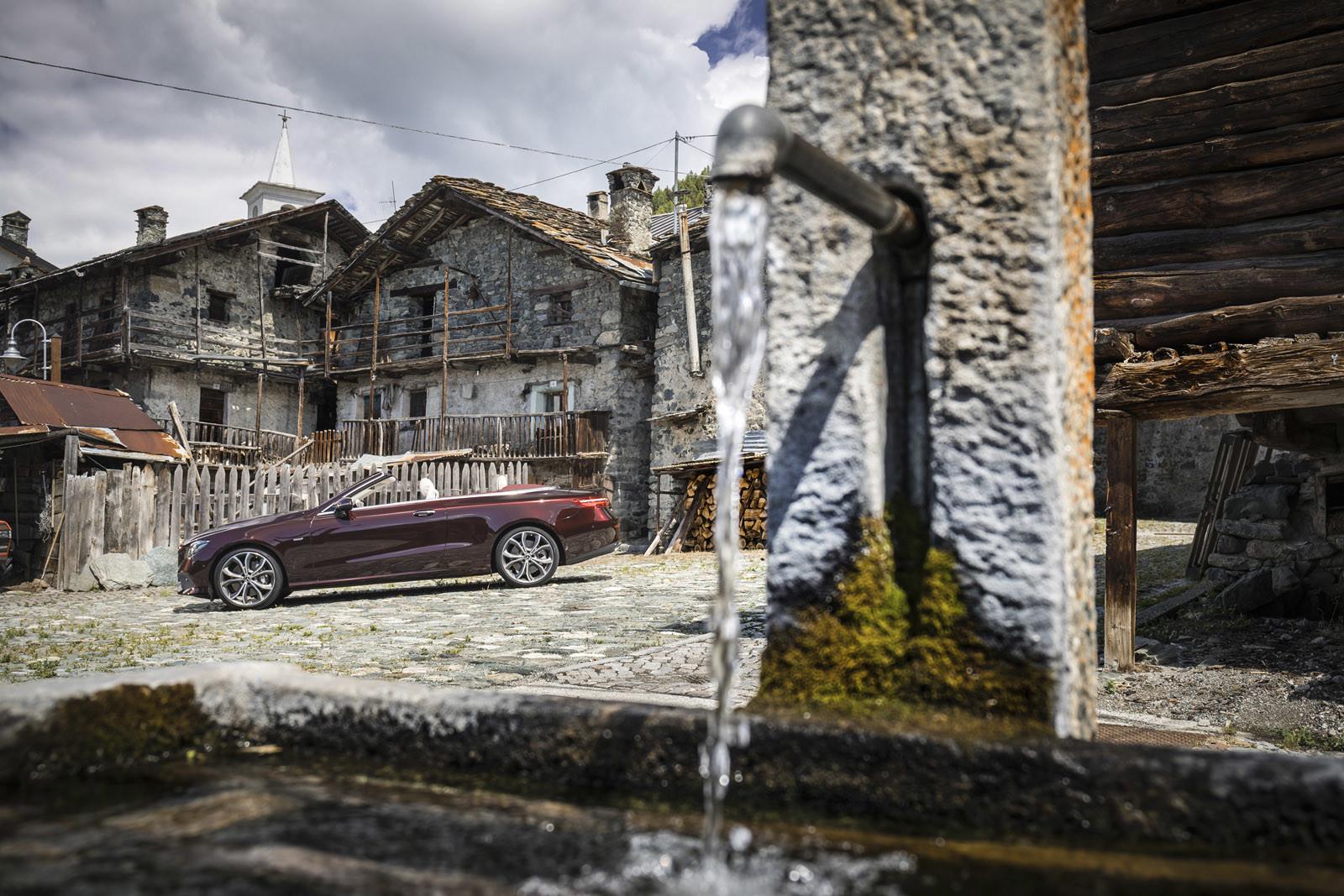 Foto de Mercedes-Benz Clase E Cabrio, toma de contacto (38/156)
