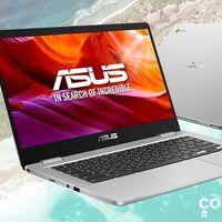 Este portátil para trabajar en la nube es perfecto para quienes no quieren gastar mucho dinero: ASUS Chromebook Z1400CN-BV0306 a precio mínimo por 199 euros