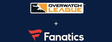 La Overwatch League tendrá merchandising a la altura después de las quejas a Fanatics por unos primeros pedidos decepcionantes