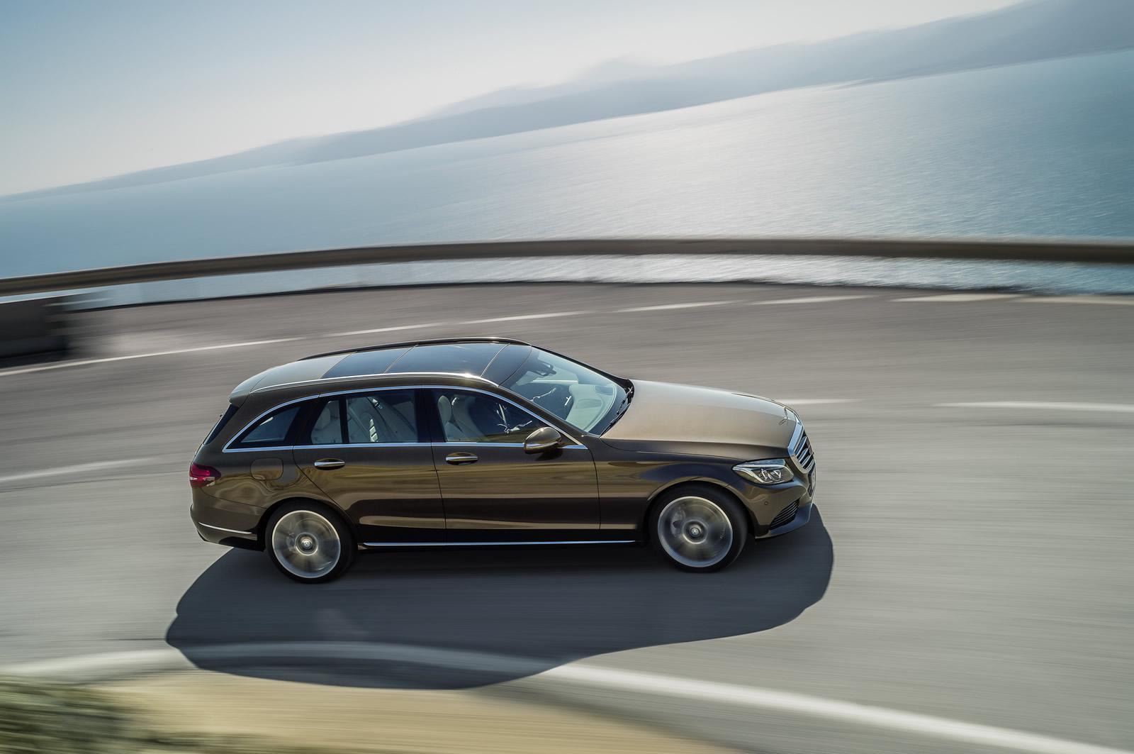 Foto de Mercedes-Benz Clase C Estate 2014 (17/36)