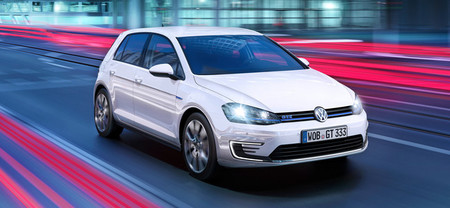 Volkswagen Golf GTE, el Golf híbrido enchufable de 204 CV