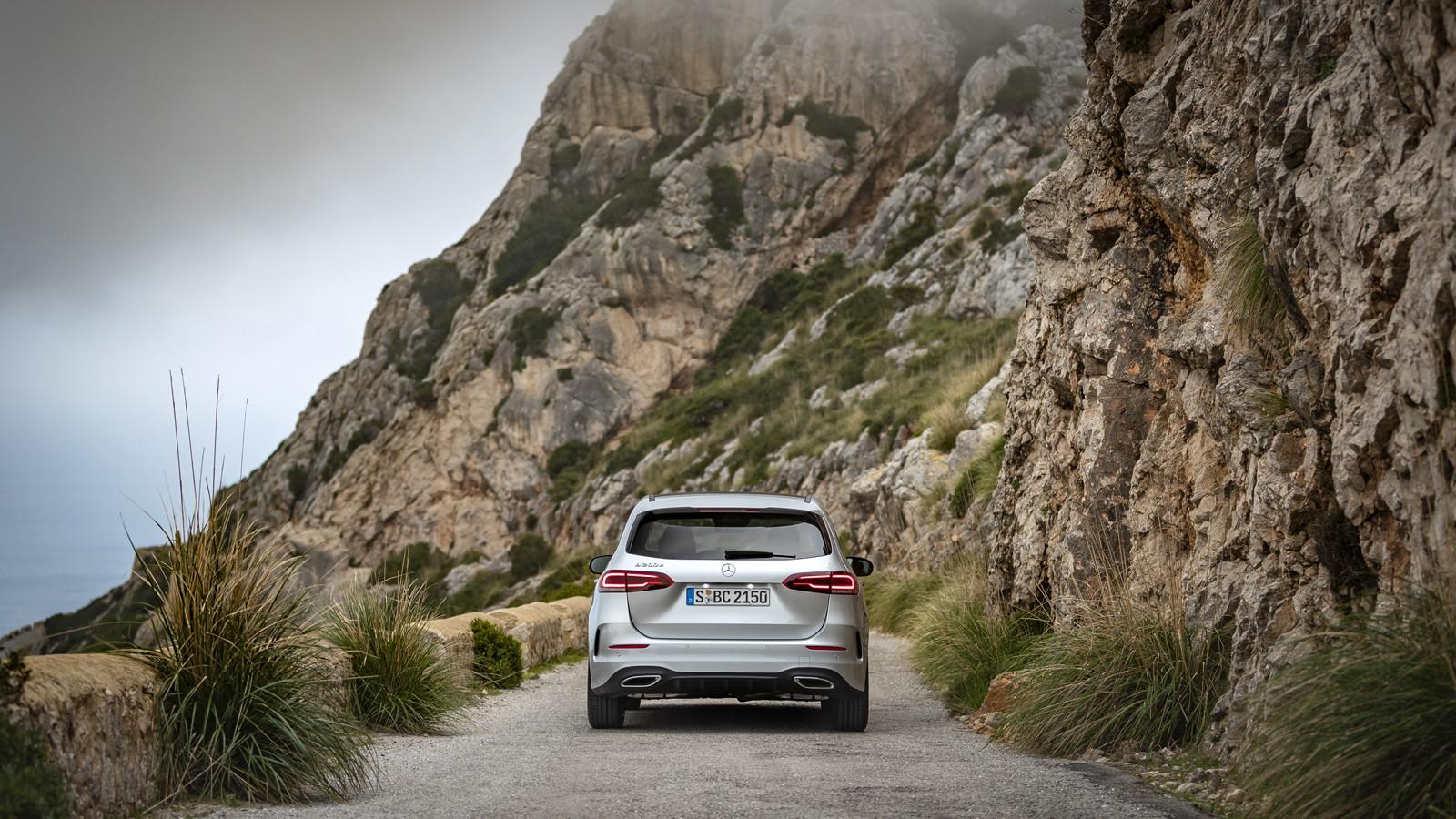 Foto de Mercedes-Benz Clase B 2019 (32/157)