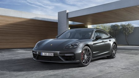 Diesel Porsche Panamera