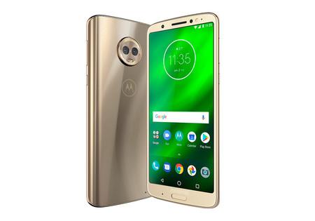 Motorola Moto G6 se viste de cristal, estrena doble cámara y llega con nueva pantalla en formato 18:9 'Max Vision'