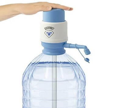 Edm Dispensador Para Garrafas Agua Azul 2