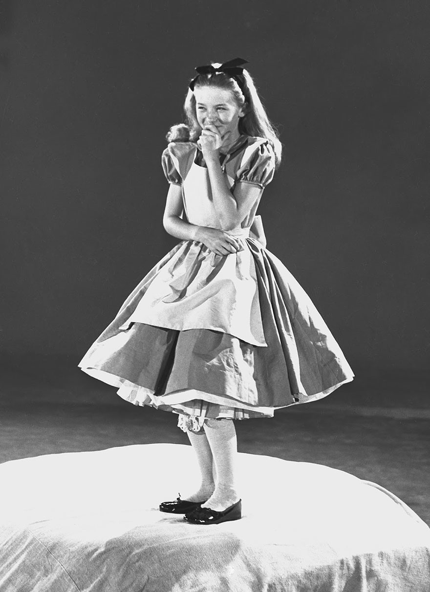 Alice Wonderland Classical Animation Kathryn Beaumont 2