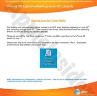 AT&T Revela parte del proceso de activación del IPhone 3G