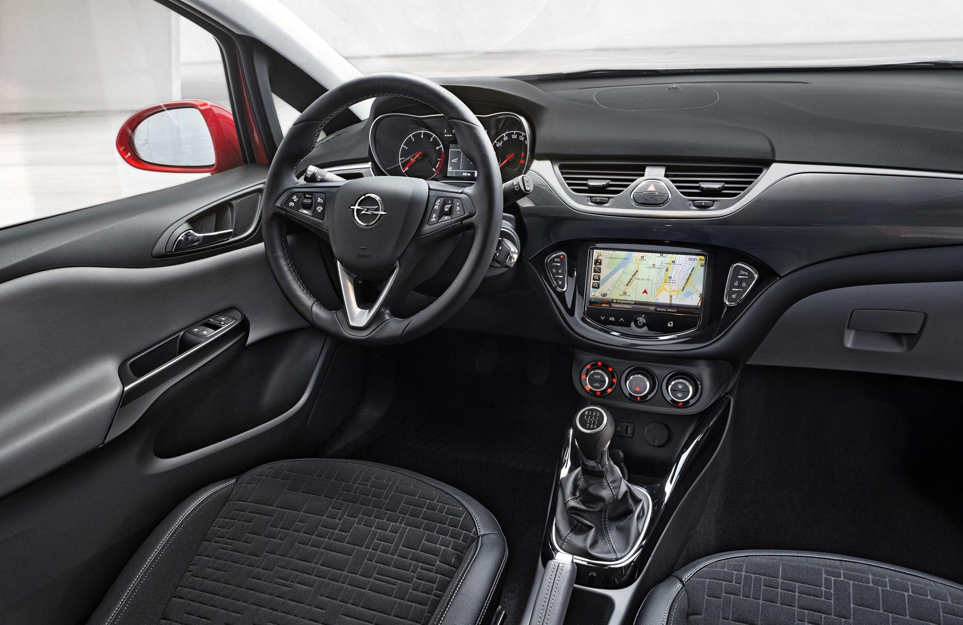 Foto de Opel Corsa 2014 (15/20)