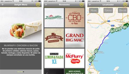 App de McDonald