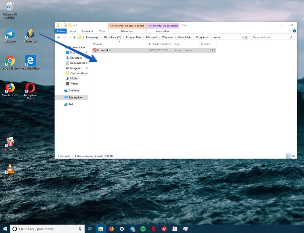 Iniciar Programa Automaticamente En Windows 10