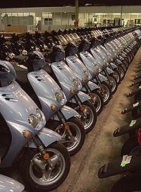 El 2006 supuso un nuevo récord de producción de motos en España