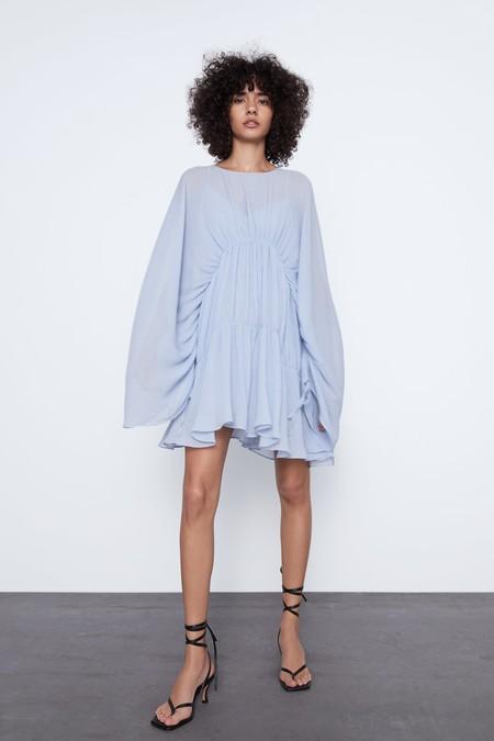Vestido Invitada Zara Mini 01