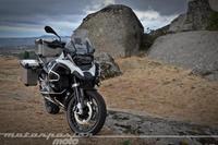 BMW R 1200 GS Adventure, prueba (conducción por ciudad, carretera y offroad)