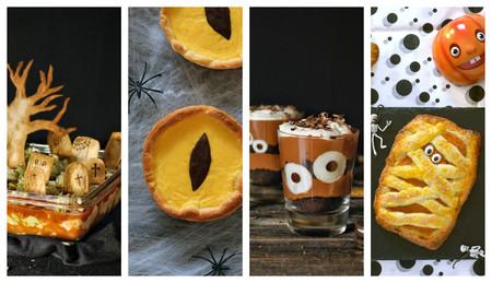 64 recetas de Halloween, el recetario definitivo