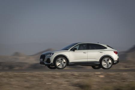 Probamos el Audi Q3 Sportback: más audaz que el Audi Q3, más un crossover que un SUV