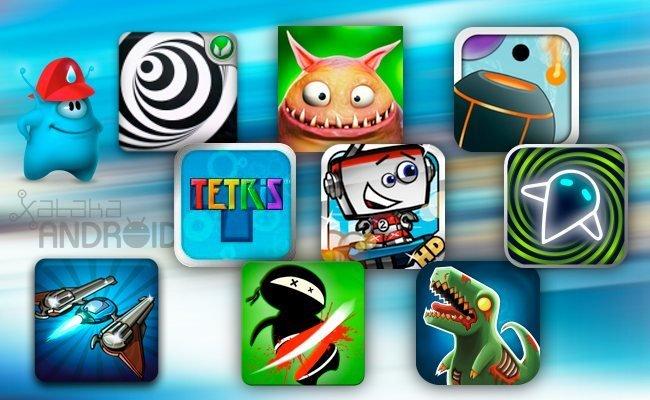 10 juegos para disfrutar en tu Android