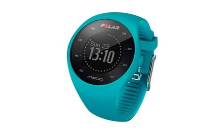 Mediamarkt te deja el reloj deportivo Polar M200 en azul en sólo 89 euros