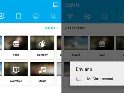 Vimeo por fin añade soporte para Chromecast