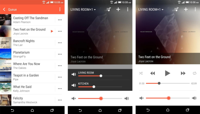 Control Htc Boomsound