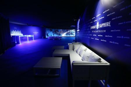 The Art Room by Bombay Sapphire en MBFWMadrid nos propone un experiencia en el interior del arte contemporáneo