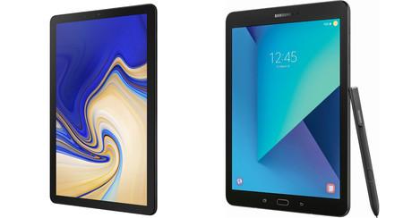 Galaxy Tab S4 vs Galaxy Tab S3: todo lo que ha cambiado en la tablet más potente de Samsung