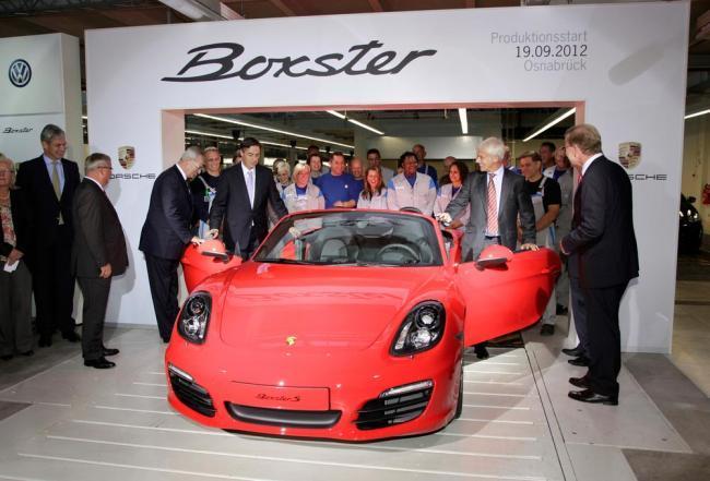 Porsche Boxster Osnabrück