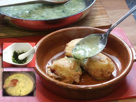 patatas en salsa verde pasos2