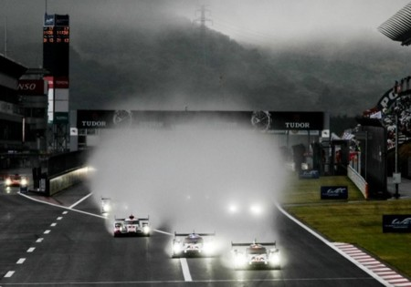 Ni la lluvia pudo detener un nuevo doblete de Porsche en el WEC