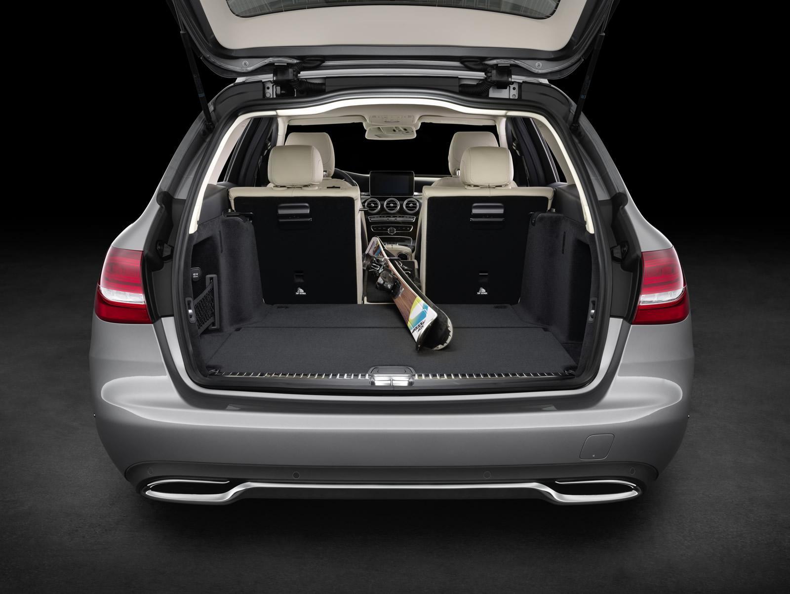 Foto de Mercedes-Benz Clase C Estate 2014 (34/36)