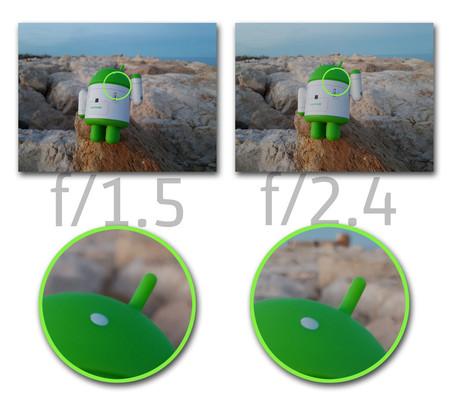 Android Camara S9