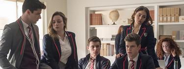 'Élite' comienza el rodaje de la segunda temporada y nos anuncia sus nuevos fichajes
