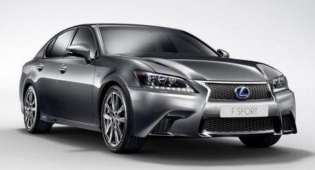 Lexus GS 450h: 343 CV y 5,9 litros cada 100 kilómetros