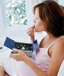 Comida chatarra en el embarazo aumenta el riesgo de tener hijos obesos