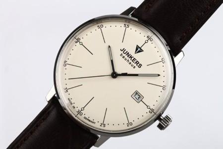 Para Navidad, un reloj: Junkers Bauhaus