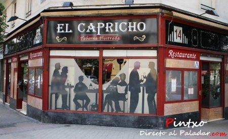 De tapas por Madrid, Taberna el Capricho
