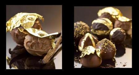 En bombones y chocolates